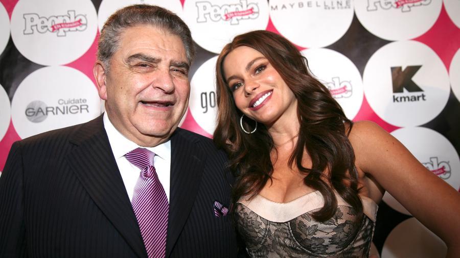 Don Francisco y Sofia Vergara