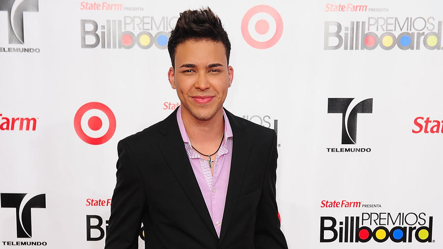 Prince Royce 2011 Billboard Latin Music Awards - Arrivals