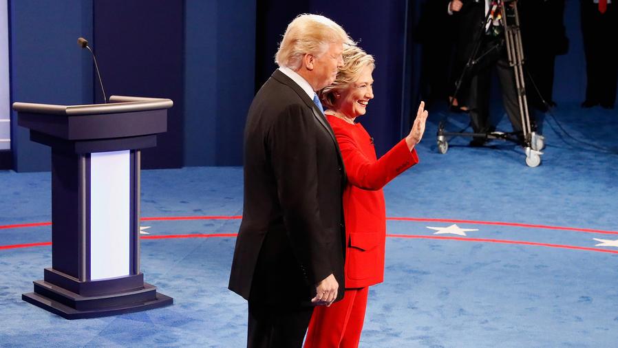Hillary Clinton vs Donald Trump, ¿quién ganó el debate?