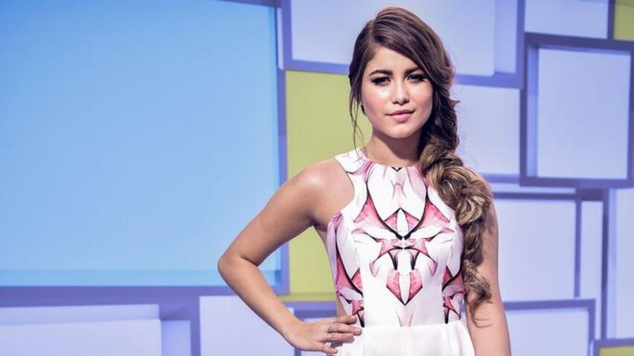 Sofia Reyes, alfombra, Latin American Music Awards, 2016