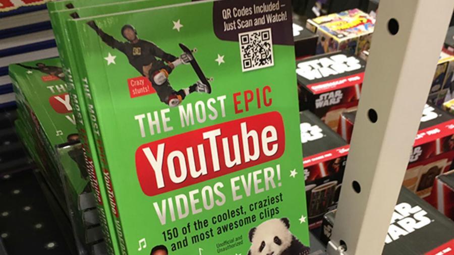 Libro sobre videos