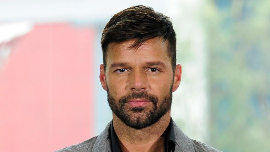 Ricky Martin anuncia su recidencia en The Park Theatre en Las Vegas, 2016.