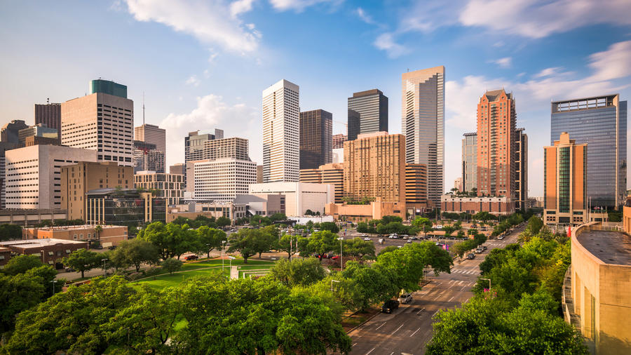 Skyline de Houston, Texas