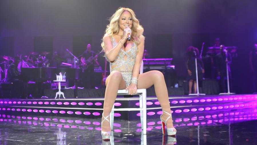 Mariah Carey durante el 2016 Essence Festival.