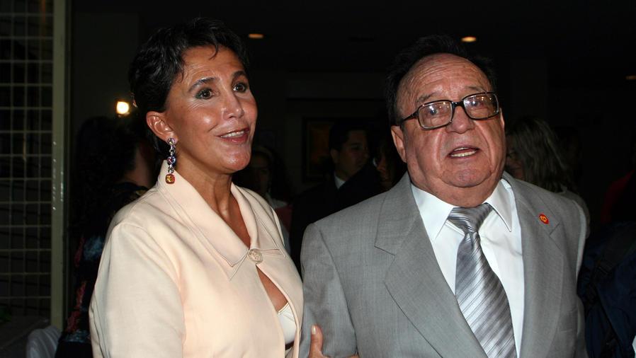Florinda Meza aseguró que sigue llorando la muerte de Roberto Gómez Bolaños, Chespirito