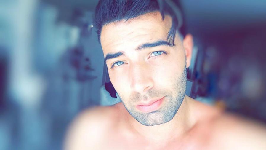 Selfie de Jencarlos a través de su cuenta de Instagram.