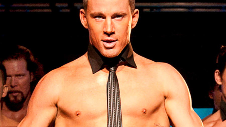 "Channing Tatum en una escena de ""Magic Mike""."
