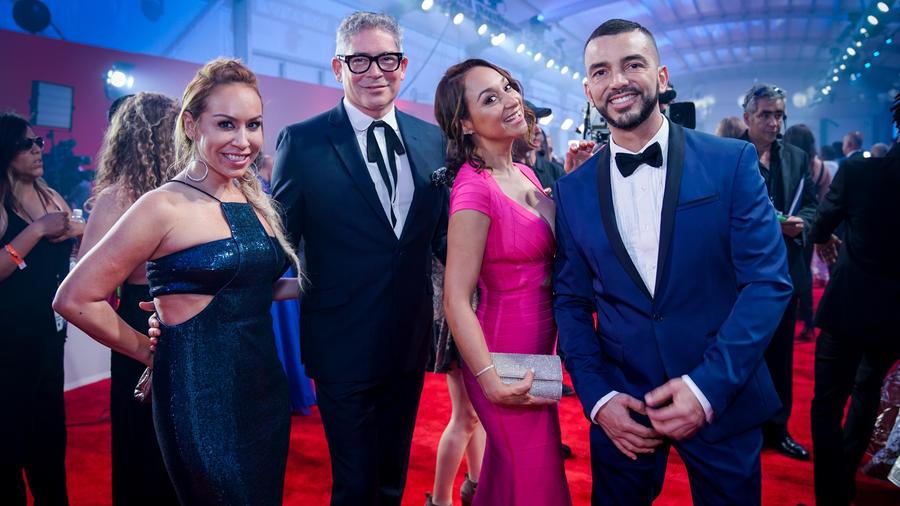 Suelta La Sopa - Alfombra Roja Premios Billboard 2017