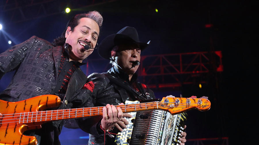 Los Tigres del Norte en The Forum en 2016