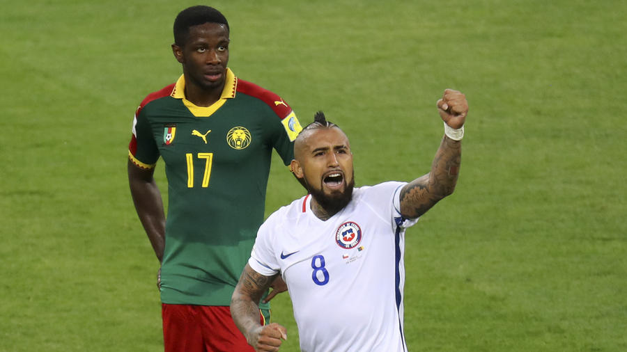 Cameroon v Chile - FIFA Confederations Cup Russia 2017 - Group B