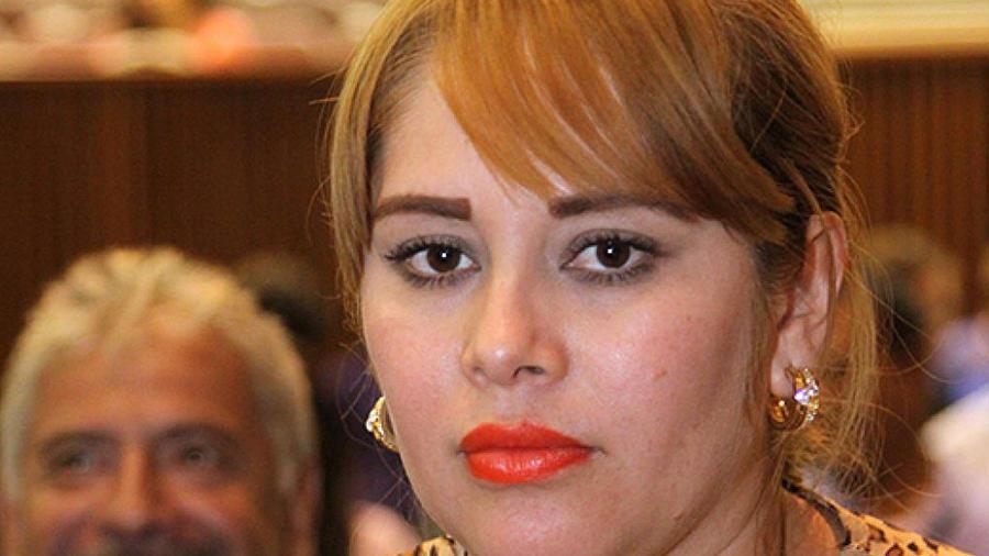 Foto de archivo de Lucero Guadalupe Sánchez López, la ex diputada mexicana ligada a 'El Chapo' Guzmán.