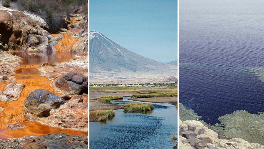 Las 10 aguas más mortales y peligrosas del mundo
