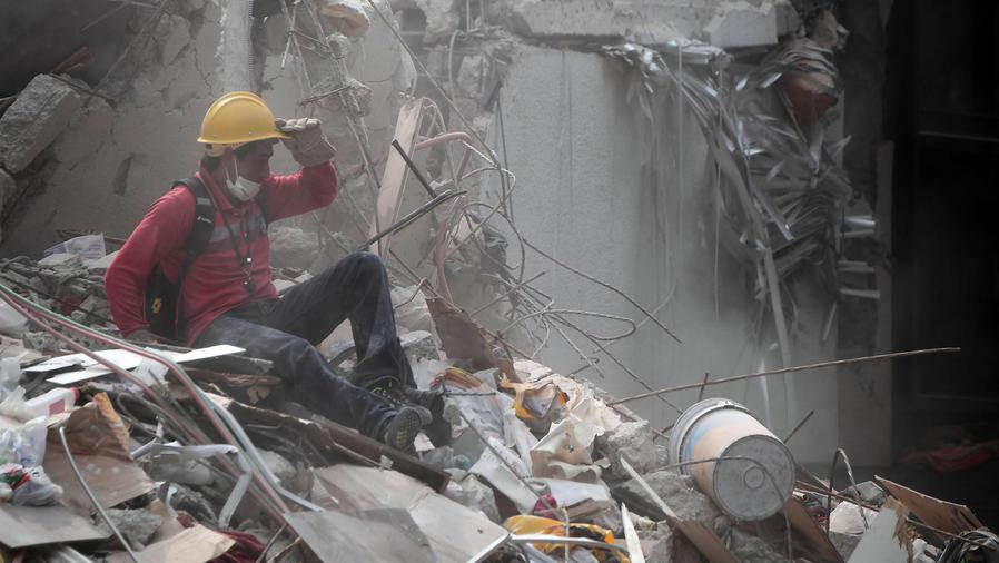 Estas fotos demuestran que en México hay muchos héroes