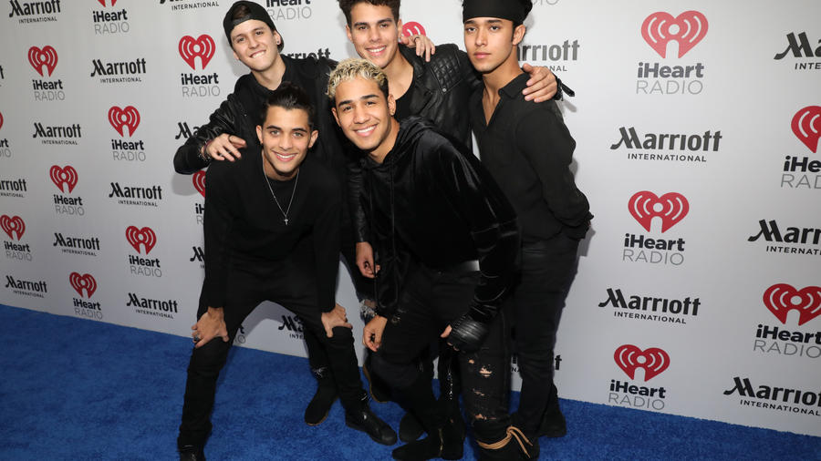 iHeartRadio Fiesta Latina - Red Carpet