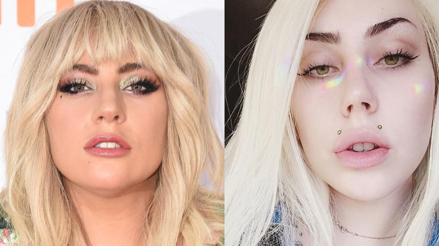 Doble de Lady Gaga