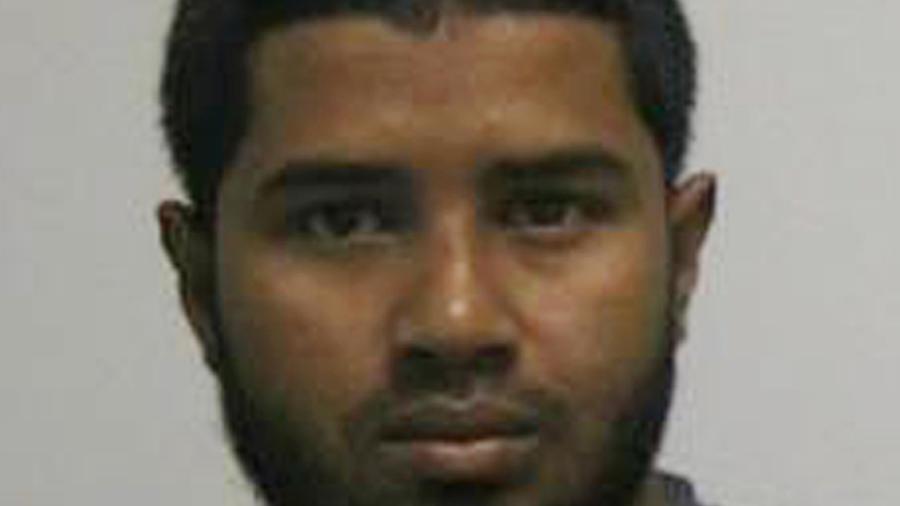 Akayed Ullah, presunto autor del fallido atentado con bomba en NY.