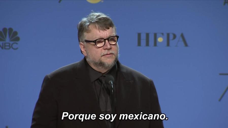 """El """"Porque soy mexicano"""" de Guillermo del Toro ya es un meme"""