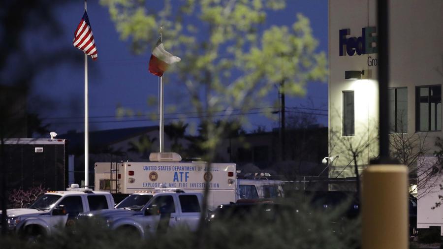 La policpia investiga la quinta eplosión en Texas en menos de un mes.