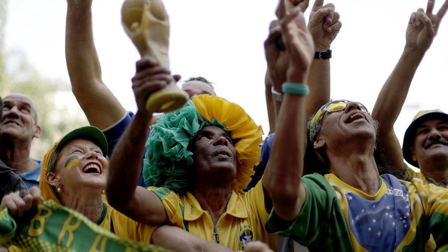 Brasil - México