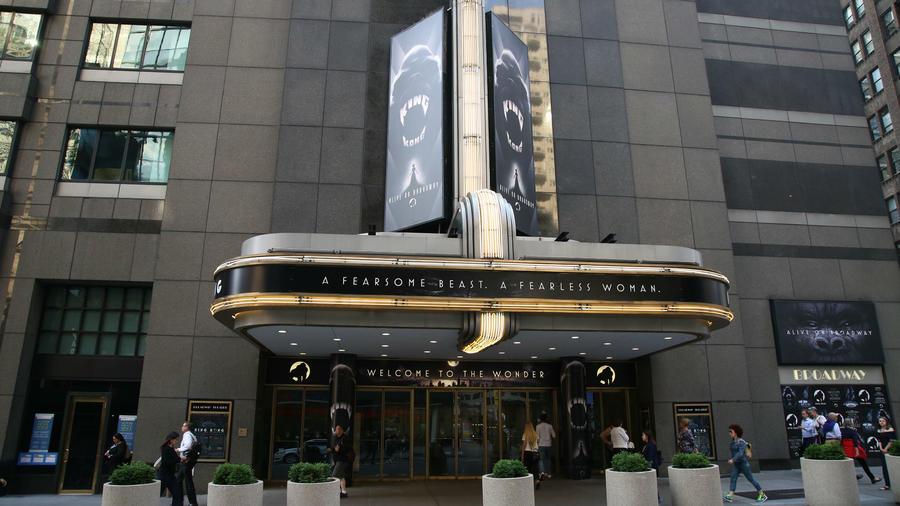 Broadway Theather en Nueva York