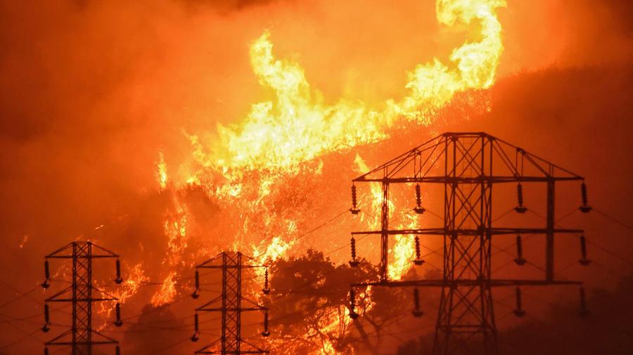 El calentamiento global traerá más sequía y más incendios