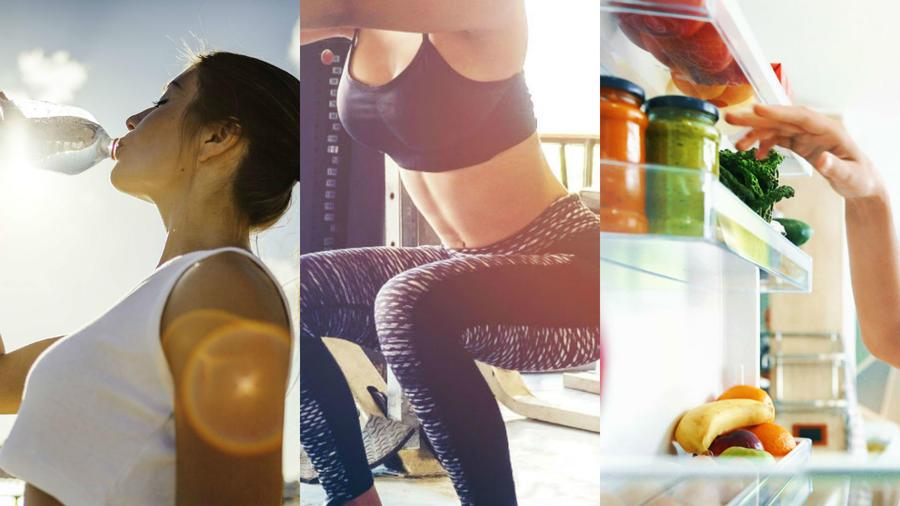 Hábitos para evitar la grasa del abdomen