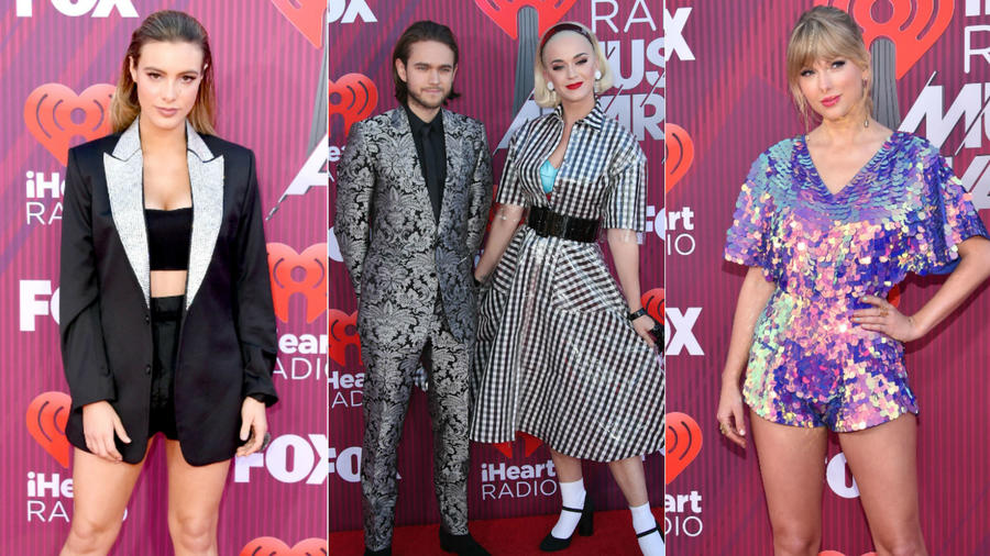 Alfombra Roja iHeartRadio Music Awards 2019