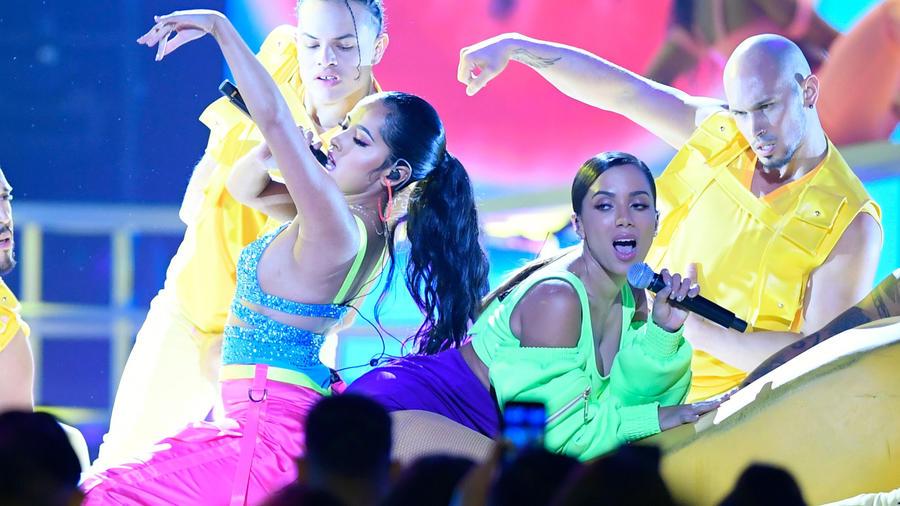 Anitta y Becky G