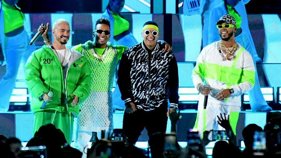 Ozuna, DJ Snake, Daddy Yankee, Anuel AA y J Balvin