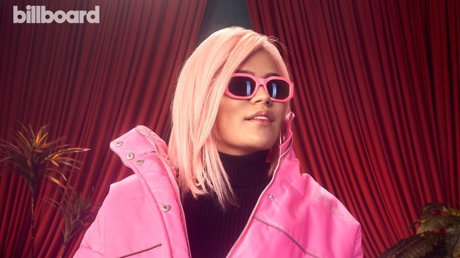 Karol G at Latin Music Week 2019
