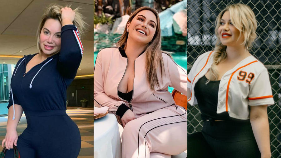 Los looks sporty de Chiquis Rivera