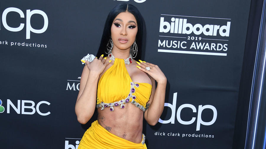 Cardi B en los Billboard Music Awards 2019