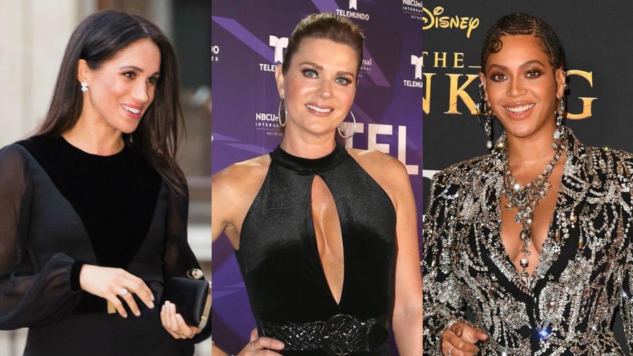 Meghan Markle, Sonya Smith y Beyoncé