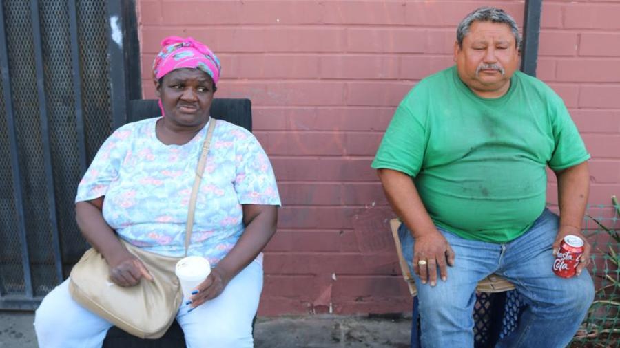 Óscar González de 53 años y Margarita Lispier de 56