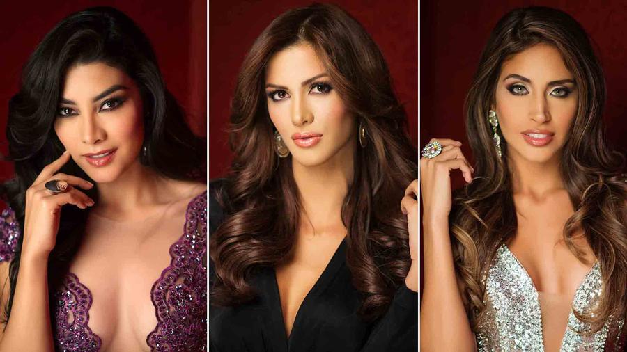 Candidatas latinas, Miss Universo 2015