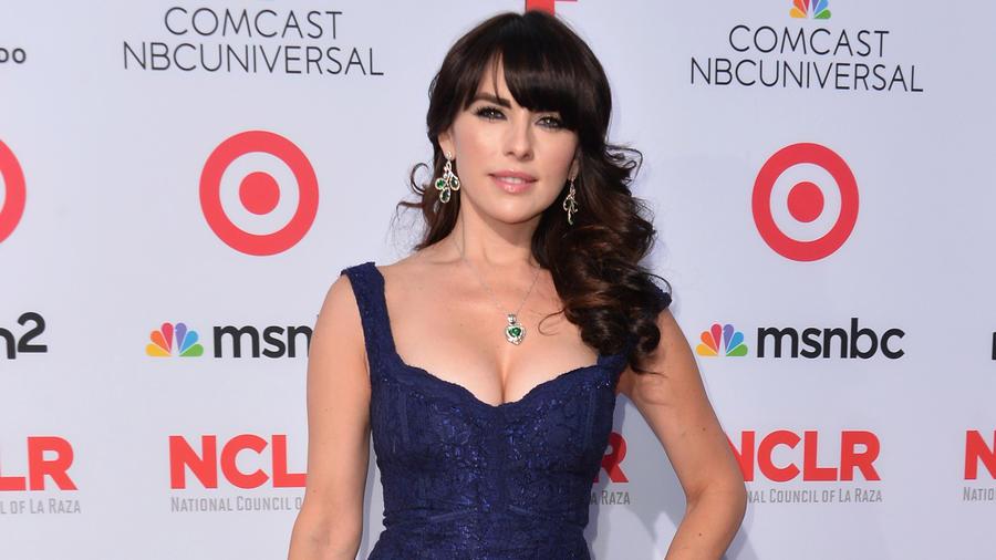 Vanessa Villela en los ALMA Awards 2013