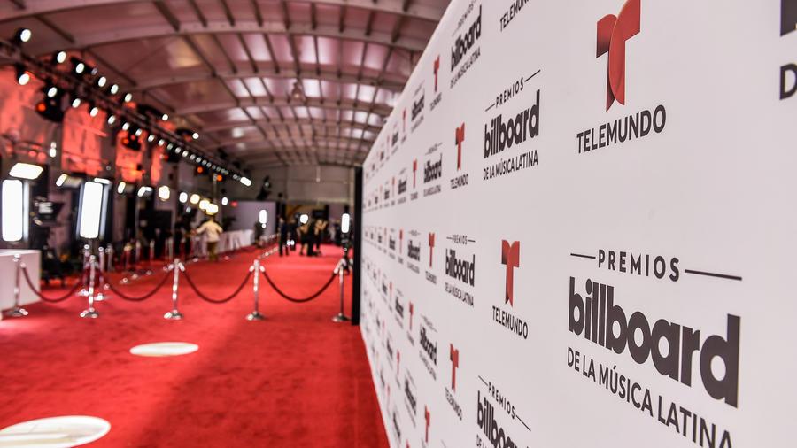 Alfombra Roja de los Premios Billboard 2016