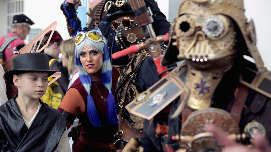 Comic-Con International 2016 - Cosplay