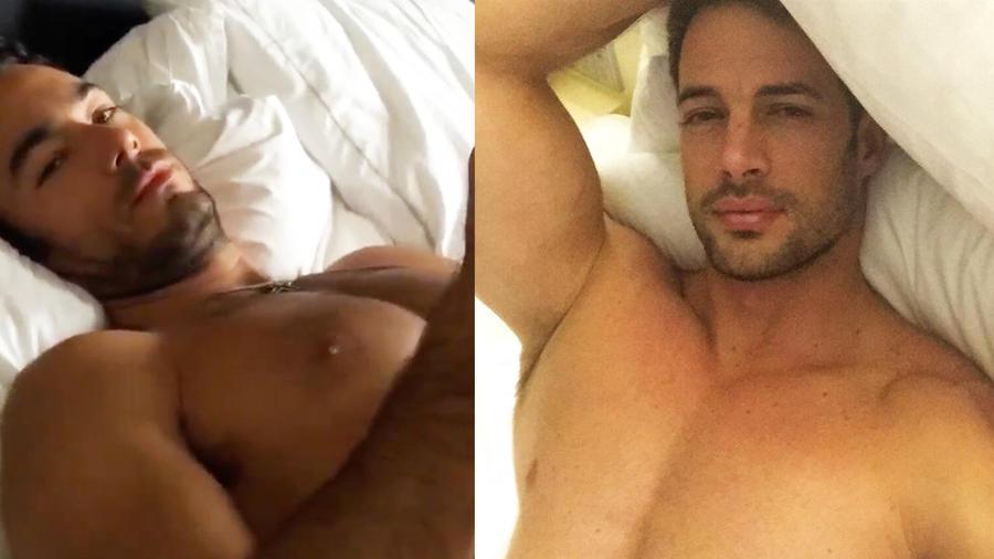 Cover, 20 actores que te llevan a la cama, Aaron díaz, William Levy