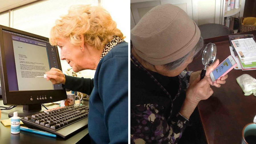 Cuando los adultos utilizan la tecnología.