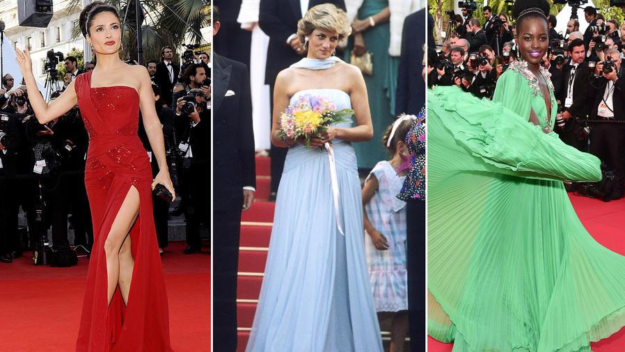 """Momentos más """"glamourosos"""" del Festival de Cine de Cannes"""