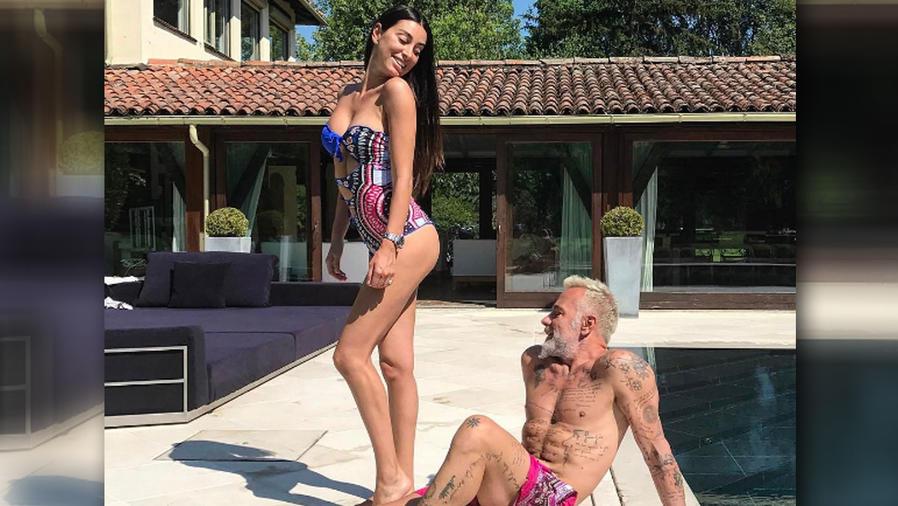 La sexy italiana Giorgia Gabriele, exnovia de Gianlouca Vacchi