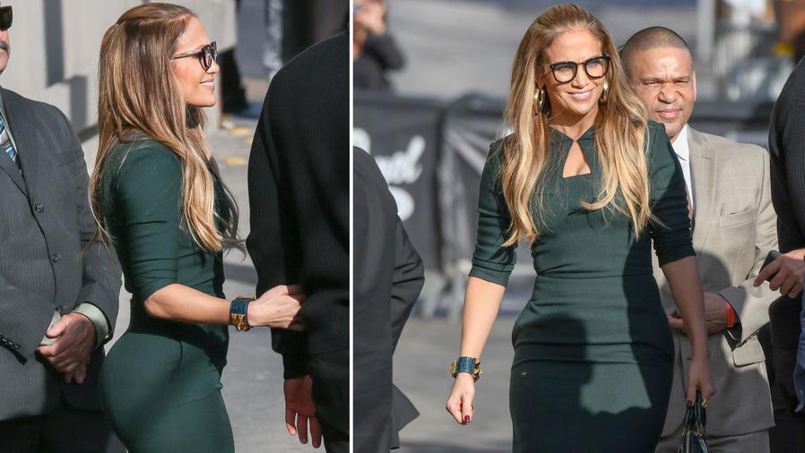 Collage Jennifer Lopez