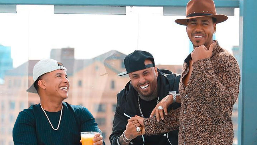 Daddy Yankee, Nicky Jam, Romeo Santos