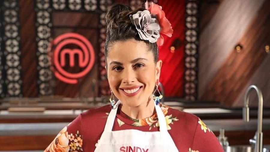 Sindy Lazo es ganadora de Master Chef Latino