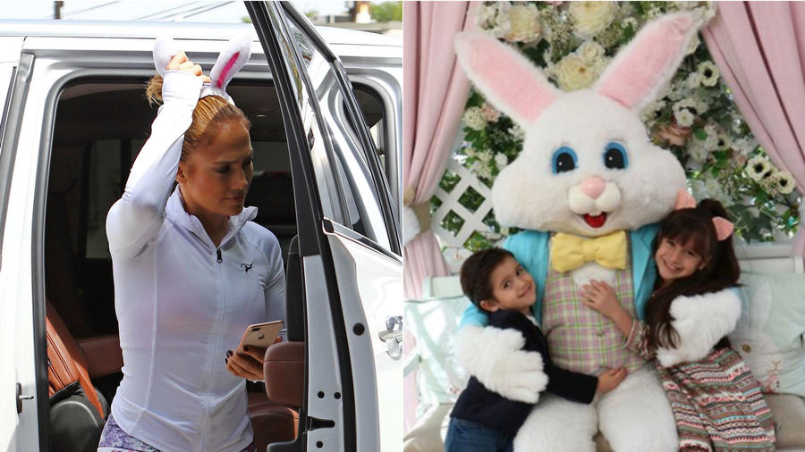 Jennifer Lopez, Hijos de Mario Lopez