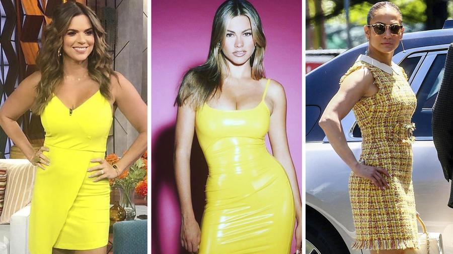 Amarillo, la tendencia del verano