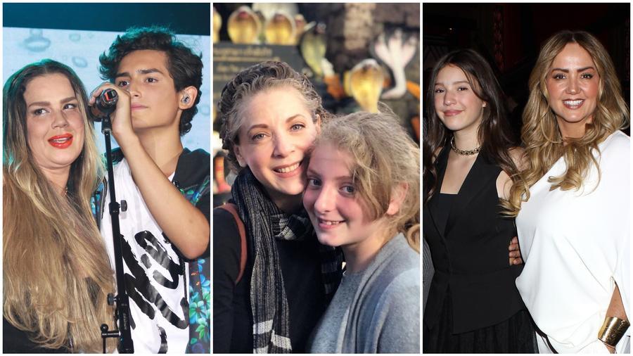 Adolescentes famosos