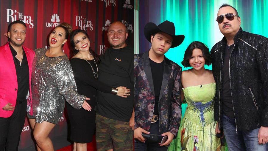 Familia Rivera y Aguilar