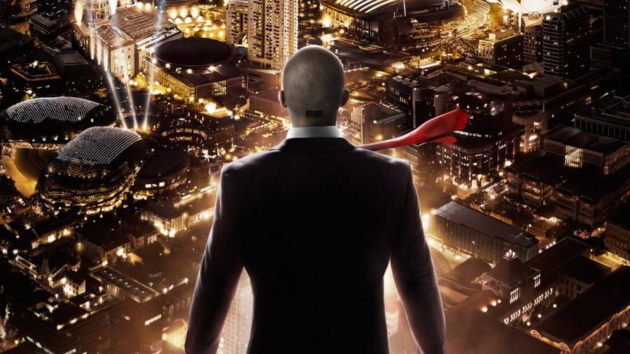 """Poster de la película """"Hitman: Agent 47"""""""